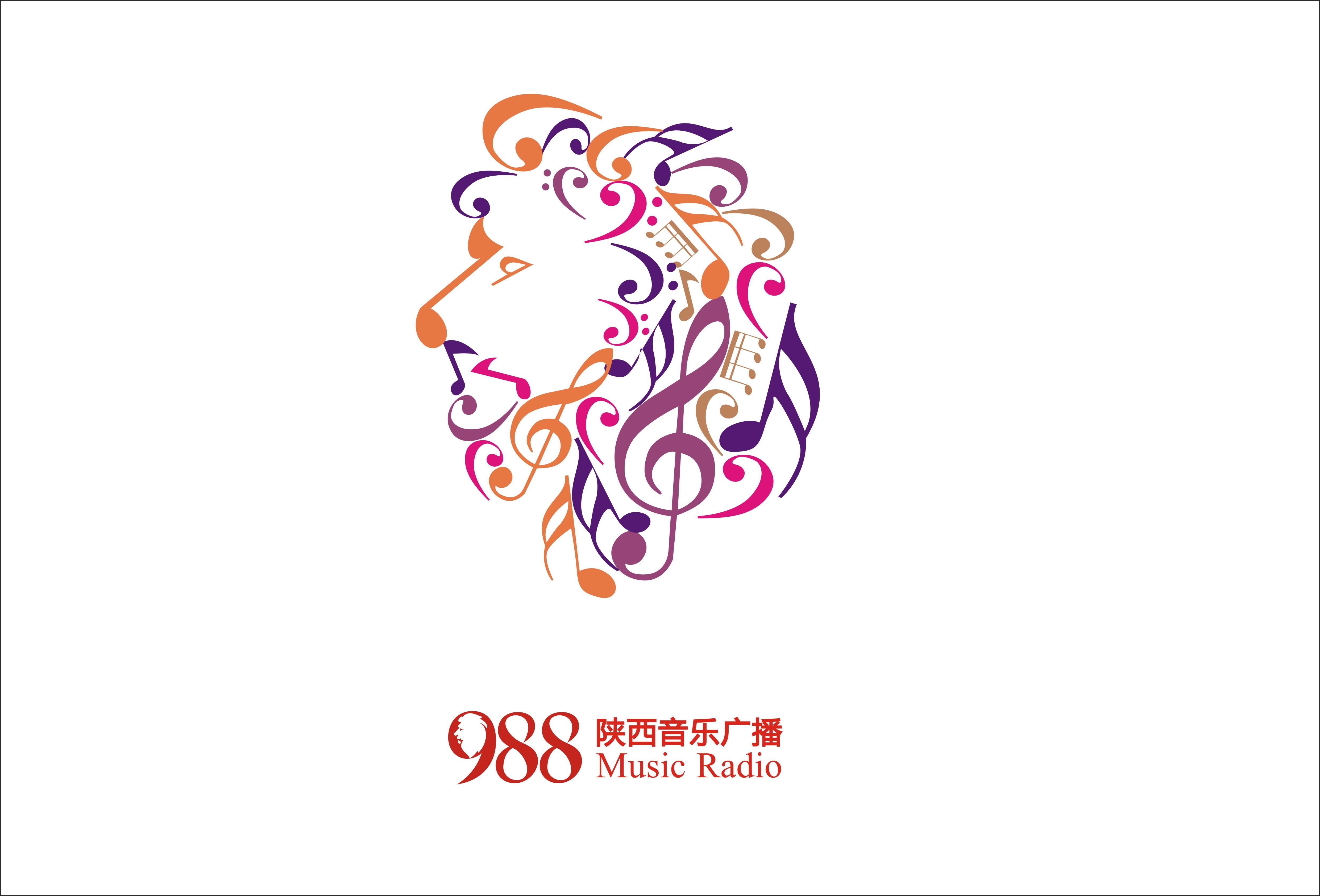 陕西音乐广播LOGO